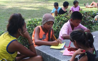 Learning Has Been Made Available To Street Children