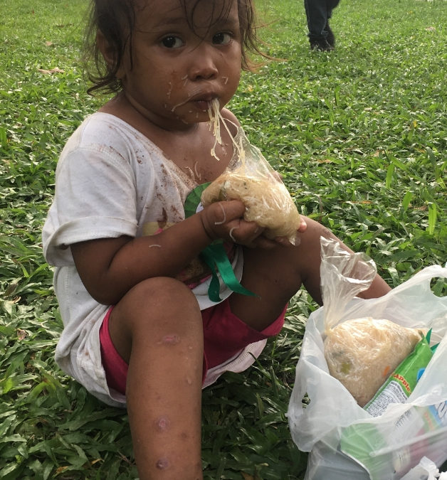 Our Response to Hunger